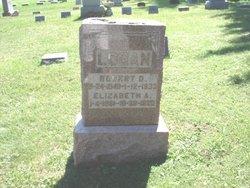 Elizabeth A <I>Elliott</I> Logan