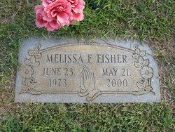 Melissa Frances Fisher