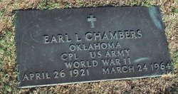 Earl Levi Chambers
