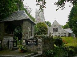 St Mawgan-in-Pydar Churchyard