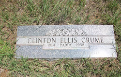 Clinton Ellis Crume