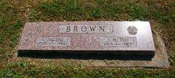 Cecil Delene <I>Wheeler</I> Brown