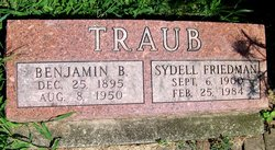 Benjamin B. Traub