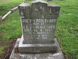 Corp Joe Shergold Laing