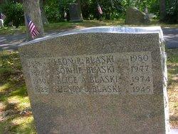 SN Henry Joseph Blaski