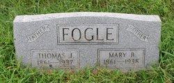 Mary Belle <I>Gillespie</I> Fogle