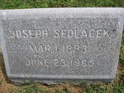 Joseph Sedlacek