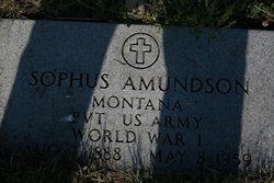 Sophus Alfred Amundson