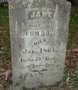 Jane <I>Picking</I> Davis