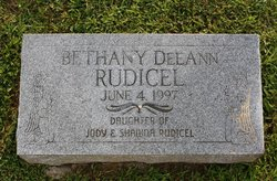 Bethany DeeAnn Rudicel