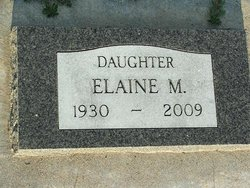 Elaine Marie Barrett