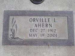 Orville L. Ahern