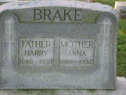 Harry Brake