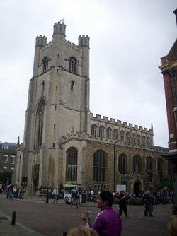 St Mary the Great Churchyard