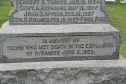 Colemanville Methodist Cemetery