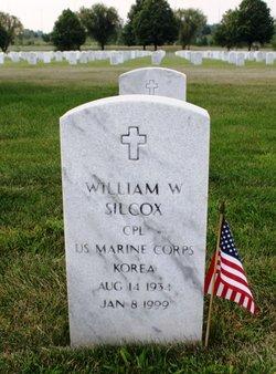 William W Silcox