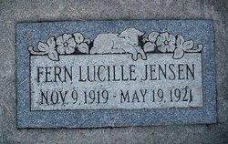 Fern Lucille Jensen