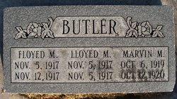 Lloyed M. Butler