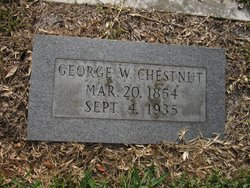 George W. Chestnut