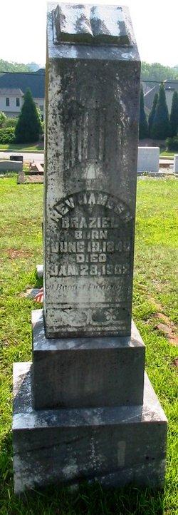 Rev James Harrison Braziel