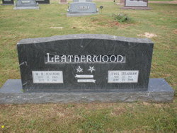 "William Happle ""Cotton"" Leatherwood"