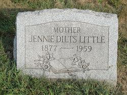 Jennie <I>Dilts</I> Little