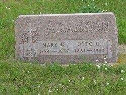 Otto Christian Adamson