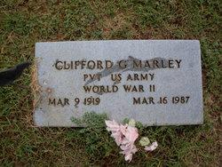 Pvt Clifford Glinn Marley