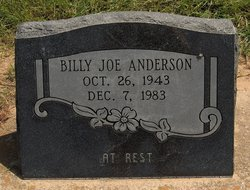 Billy Joe Anderson