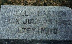 Luella <I>Harrod</I> Harden