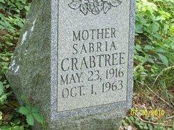 Sabria <I>Deskins</I> Crabtree