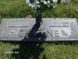 Elizabeth Maurine <I>Rowe</I> Chrane
