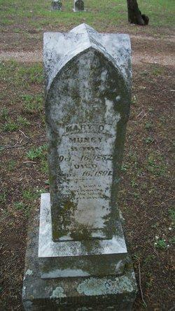 Mary Debacher <I>Tolleson</I> Muncy