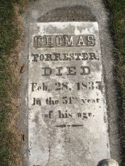 Thomas Forrester, Sr