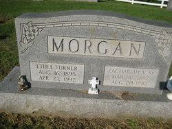 Ethel <I>Turner</I> Morgan