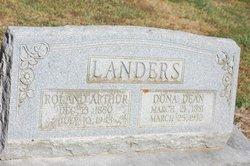 Roland Arthur Landers