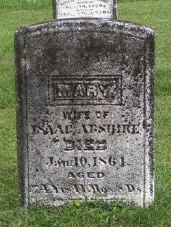 Mary <I>McGrew</I> Abshire