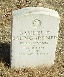 Samuel D Baumgardner