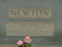 WO John W Newton Jr.