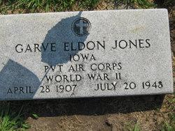 """Eldon Garvey """"Garve"""" Jones"""