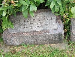 Carrie Fern <I>Cooper</I> Hall