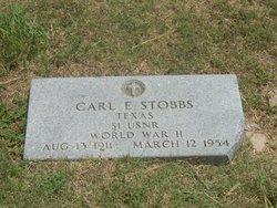 Carl E Stobbs