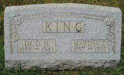 Dr Daniel Harrison King