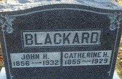 John Herschel Blackard
