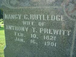 Nancy Cameron <I>Rutledge</I> Prewitt