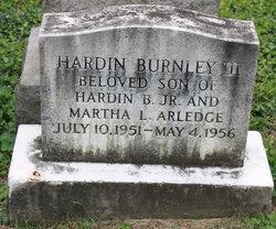 Hardin Burnley Arledge, III