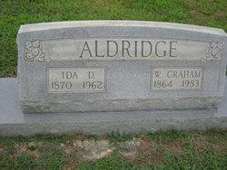 Ida D. <I>Trogdon</I> Aldridge