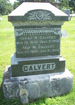 Isaac Newton Calvert