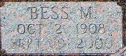 Bess M Mapes