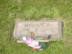 Louisa Margaret <I>Parent</I> Monica